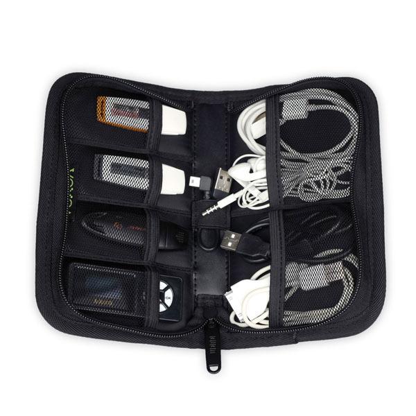 BUBM Electronic Tillbehör USB-minnen Väska Väska Surfplatta Tillbehör