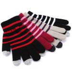 Kapacitiv Pekskärm Hand Varmare Handskar för iPad iMobil Surfplatta