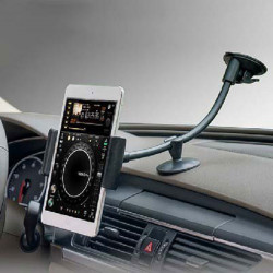 Car Dashboard Windshield Suction Mount For 7 Inch Tablet Cellpone