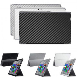 Carbon Fiber Film Protective Cover Skin For Microsoft Surface Pro3