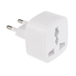 EU AC Plugg Adapter Socket Converter för Surfplatta