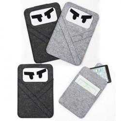 """Envelope Sleeve Woolen Felt Fodral Skydd Väska för 11,6"""" Surfplatta"""