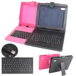 Klappstandplatz Tastatur Leder Kasten Abdeckung für PIPO M6 Tablet