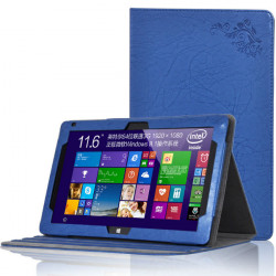 Folding Stativ PU Læder Cover til Cube Iwork11 Tablet