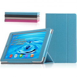Folding Stand PU Leather Case Cover For Teclast P90 HD