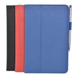 Folio PU Leather Case Cover With Hand Strap For ASUS HD7 ME173X Tablet