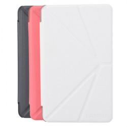 Folio PU Läderfodral Vikbart Ställ Skydd för Colorfly G808 3G