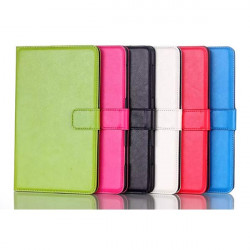 Folio PU Leather Case Folding Stand Cover For Samsung Tab S T800