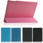 Folio PU Läderfodral Vikbart Ställ Skydd för Teclast P98 3G Surfplatta Tillbehör
