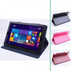 Folio PU Leather Case Folding Stand Cover For Teclast X10HD