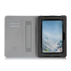 Folio PU Leather Folding Stand Card Case For Asus Padfone S Tablet