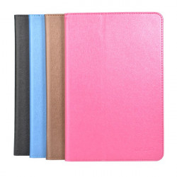 Folio PU Leather Silk Print Case Cover For Onda V891w Tablet