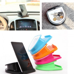 Household Universal Storage Car Holder For Tablet Cellphone
