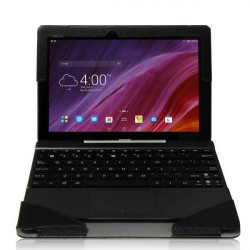 Keyboard Stand PU Leather Cover Case Bag For Asus TF103c Tablet
