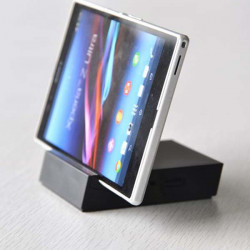 Magnetic Charging Dock Charger Stand Holder For Sony Z2