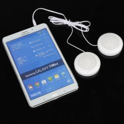 Mini 3,5 Mm Pillow Musik Stereohögtalare för Surfplatta Mobiltelefon