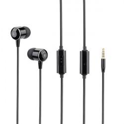 Mykimo MK100 In-Ear Øretelefon Headset 3.5 Mm Stik til Tablet Mobil