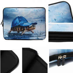 Neoprene Zipper Case Sleeve Pouch Bag For 12 Inch Tablet