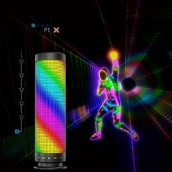 Neuheit Fantasie Bunte Traum drahtlose Bluetooth LED Licht Lautsprecher