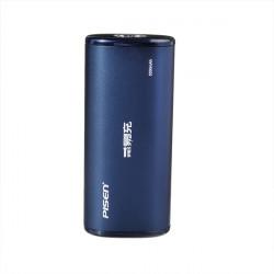 Pisen Ficklampa Easy Ström 5000mAh PowerBank för Surfplatta iPhone