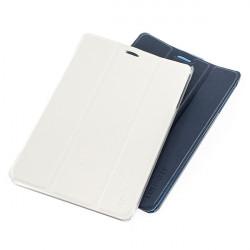 Tri-vikning Folio PU Läderfodral Skydd för Colorfly G708 Octa Core