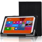Tri-fold Folio PU Leather Case Stand Cover For CHUWI V89 Tablet Accessories