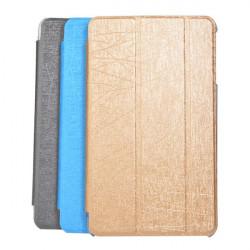 Tri-vikning Folio PU Läder Ställ Fodral Skydd för CUBE iWork 7 Surfplatta