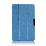 Tri-fold PU Leather Folding Stand Case Cover For Lenovo Miix2 Tablet Accessories