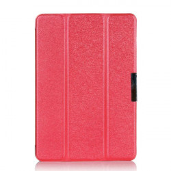 Tri-fold PU Leather Folding Stand Case Cover For Samsung Tab4 T330