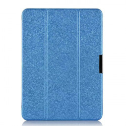 Tri-fold PU Leather Folding Stand Case Cover For Samsung Tab4 T530