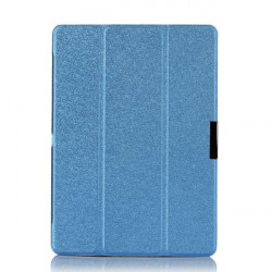 Tri-fold PU Leather Folding Stand Case Cover For Samsung Tab Pro P900