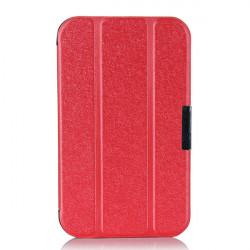 Tri fach PU Leder Klappständer  Hülle Etui für Toshiba AT7 A8 Tablet