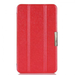 Tri-fold PU Leather Tablet Case Cover For Asus FE170cg K012