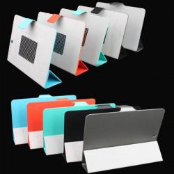 Tri-fold Ultrathin Folio PU Leather Case Cover For Ainol Novo8 Mini