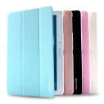 Ultra-slim Folio PU Leather Case For Samsung Galaxy Note 10.1 P600 Tablet Accessories