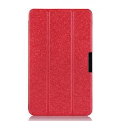 Ultra-tynde Tri-fold PU Læder Cover til Asus ME181c Tablet
