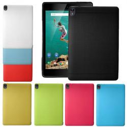 Ultra Slim Honeycomb TPU Back Case Cover For Google Nexus 9 Tablet