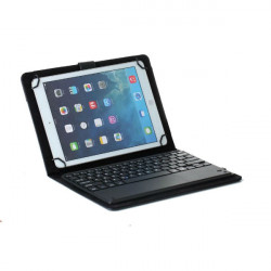Universal Bluetooth Keyboard Case Cover For 10 Inch Dual Boot Tablet