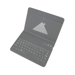 """Universal Bluetooth Tangentbord Vikbart Ställ Fodral 7/8"""" Surfplatta"""