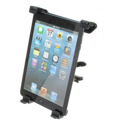 Universal Bil Luftventil Mount Cradle Hållare for iPad Surfplatta