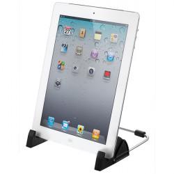 Universal Löstagbar Patenterad Aluminium Bordsställ Hållare för iPad Surfplatta