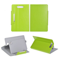 Universal Folio PU Leather Case Folding Stand Cover For 9 Inch Tablet