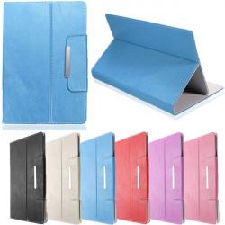 Universal PU Leather Folio Stand Case Cover For 10.1 Inch Tablet
