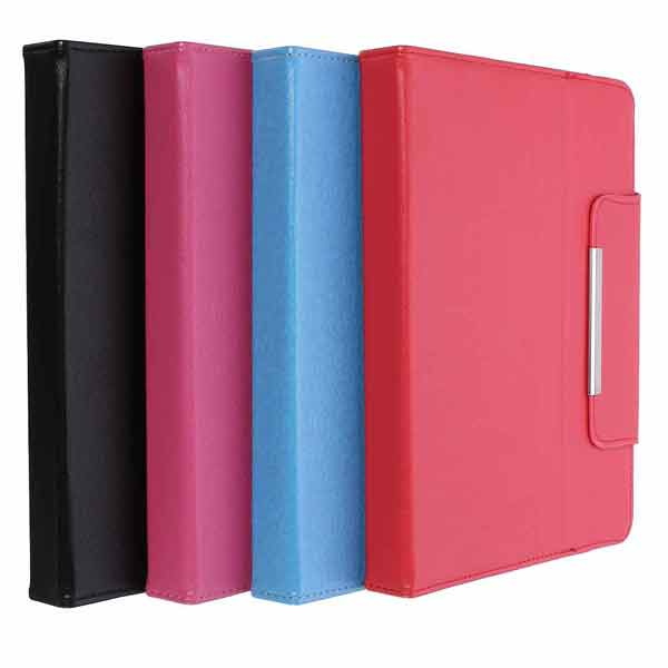Universal PU Protective Magnetic Flip Case Cover For 8 Inch Tablet PC Tablet Accessories