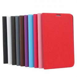 Plånbok Design Folio PU Läderfodral Skydd för Samsung P3200