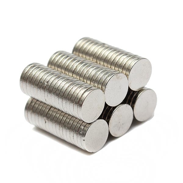 100st 6 X 1 Mm Neodymium Disc Superstarka Rare Earth N35 Magneter Coola Prylar