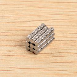 100st D2x1mm N40 Neodymium Magneter Rare Earth Magnet