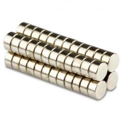100stk N50 2mm X 1 Mm Runde Magneter Rare Earth Neodym NdFeB