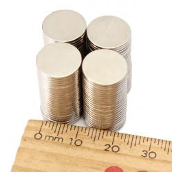 100stk N50 Round Disc 12 X 1 Mm Magnet Rare Earth Neodymium
