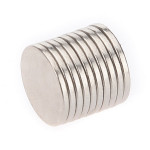 10PCS Super Strong Rare-Earth RE Magnets 10mm x 1mm Gadget Toys